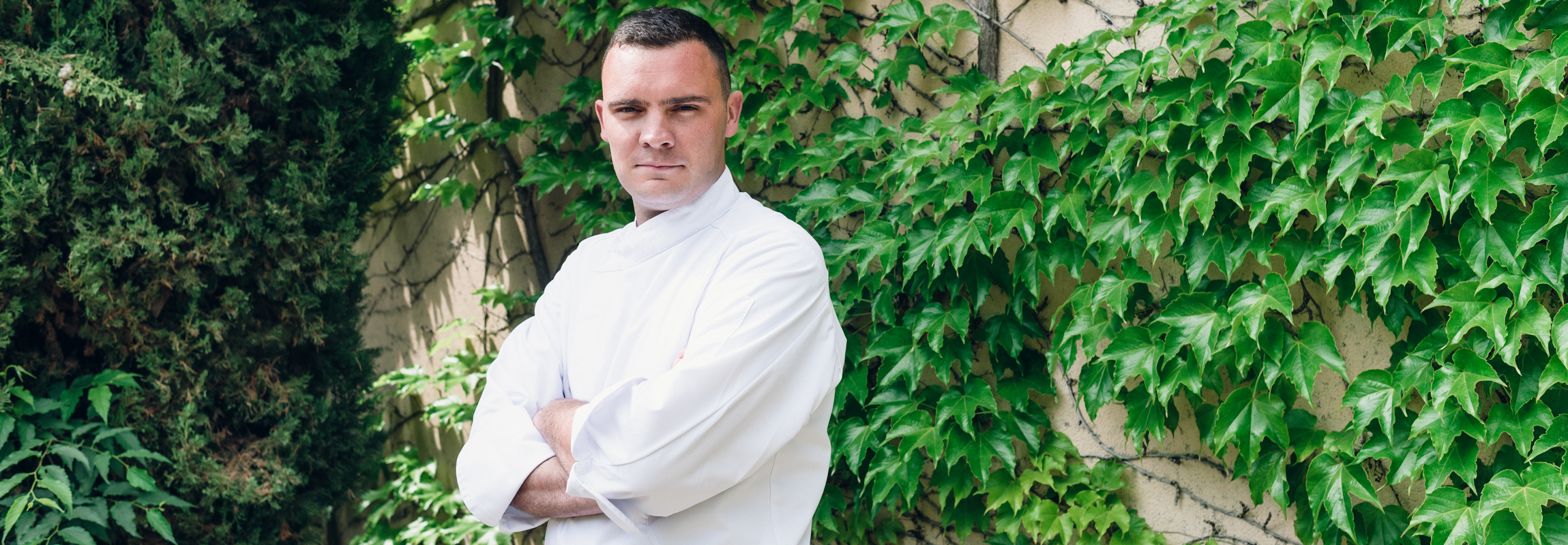 Matthieu Hervé, Chefkoch des Château de Montcaud