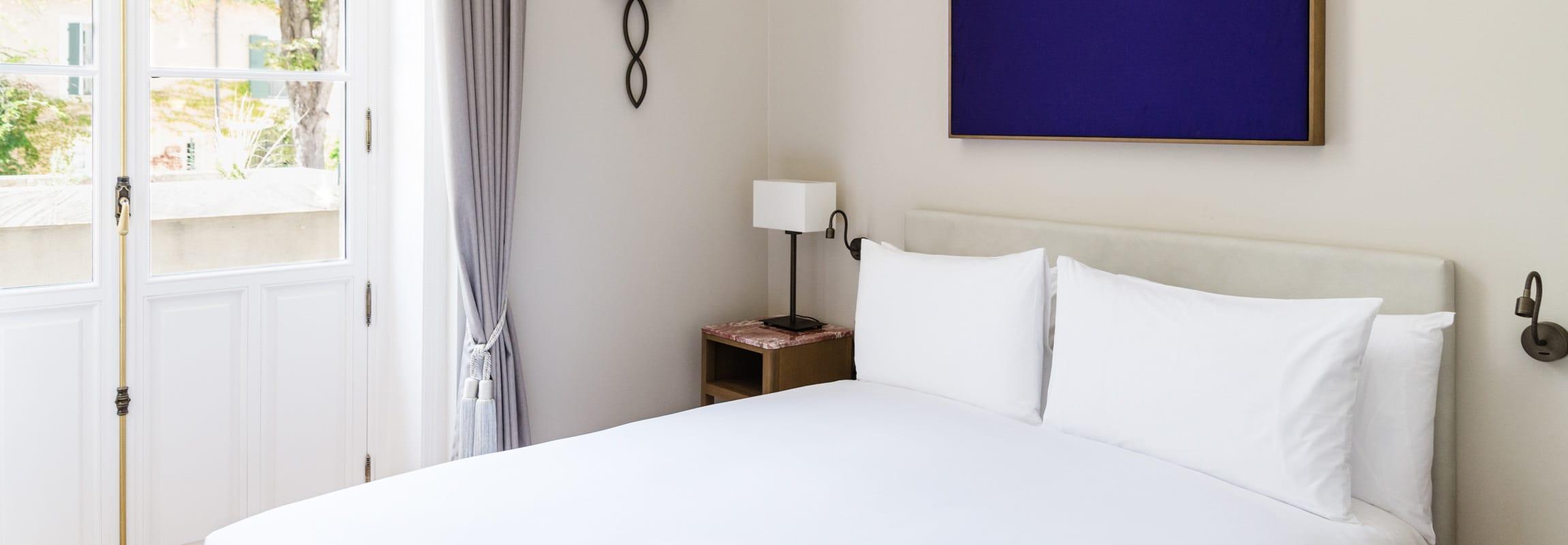 Chambres Classic - Chateau de Montcaud, Hotel en Provence