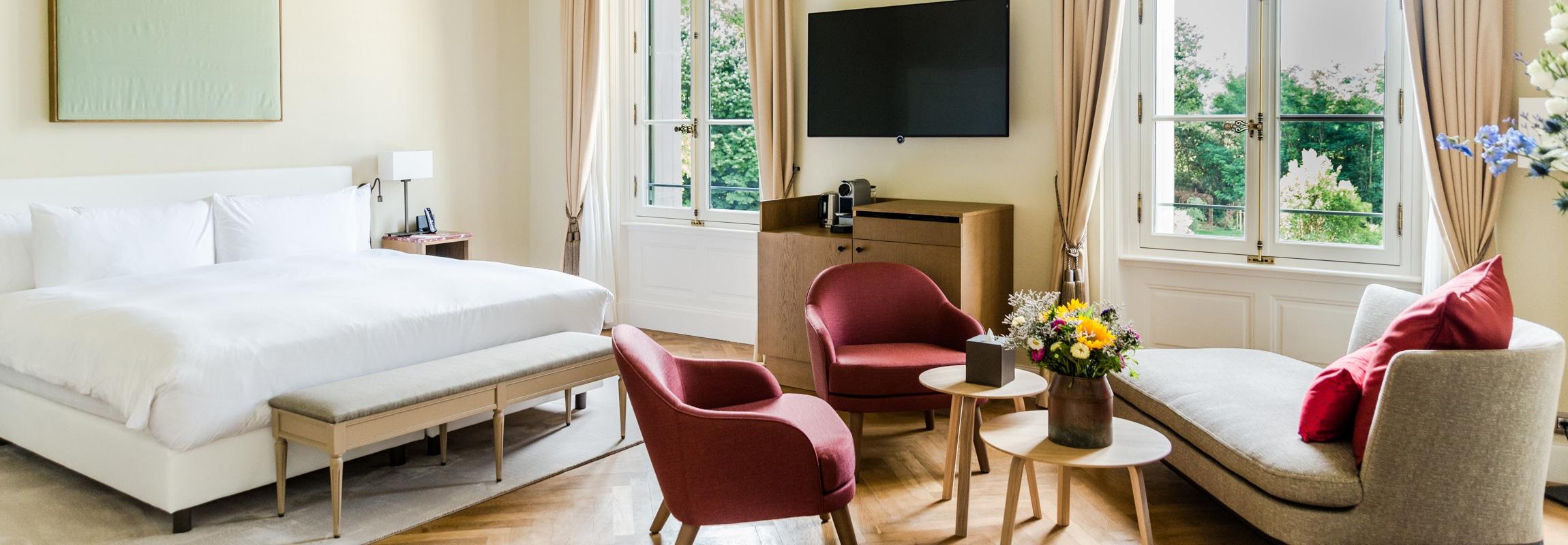Château de Montcaud, Hotel Provence, Junior Suites
