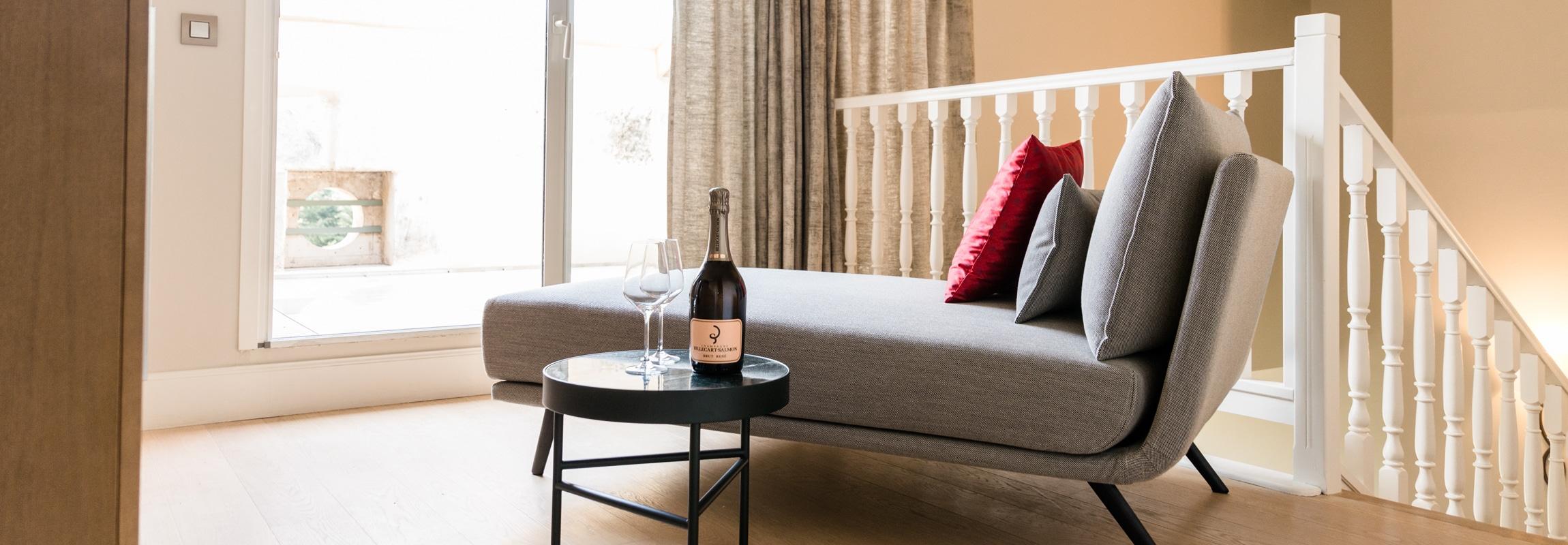 Chateau de Montcaud, Hotel Provence, Duplex Suites