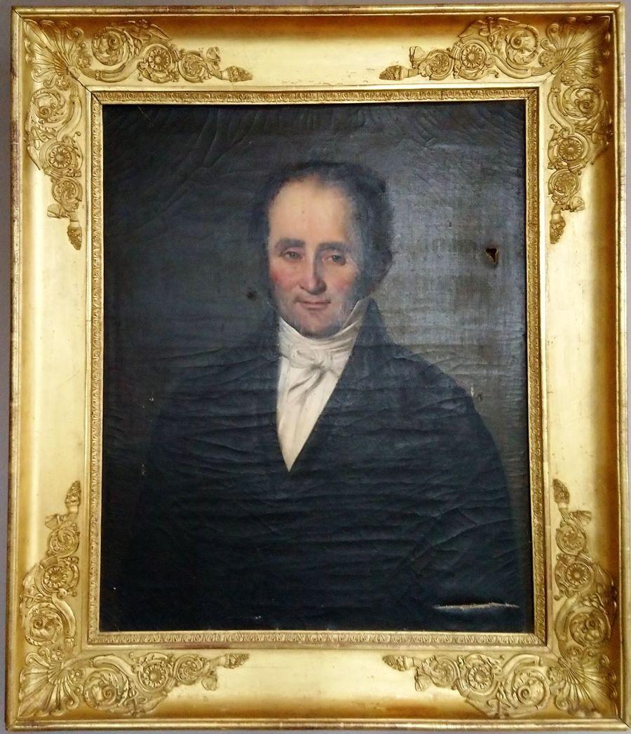 Alexander Colain, Gründungsvater des Château de Montcaud