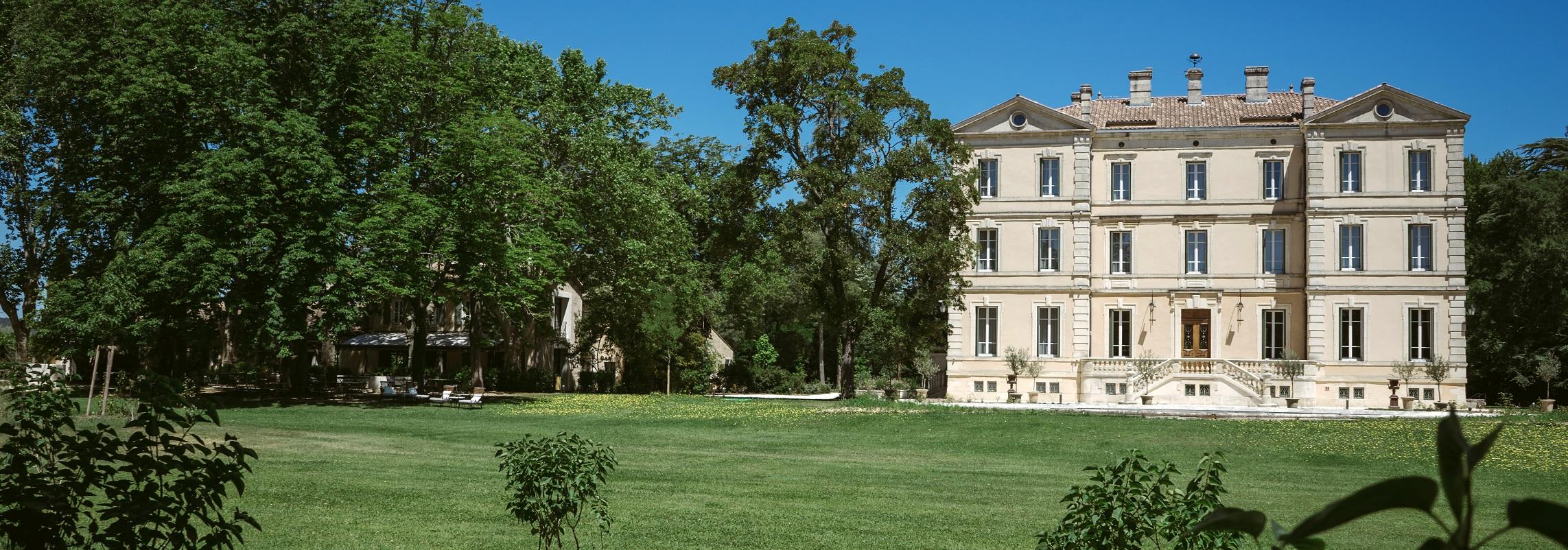 Château de Montcaud, Hotel Provence Südfrankreich