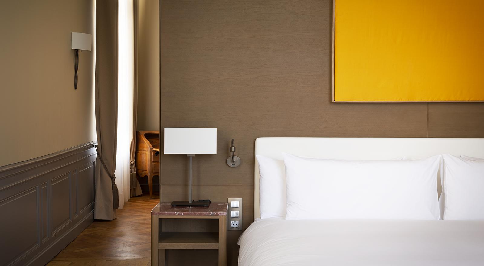 Suite Collain, lune de miel, Château de Montcaud, Hotel Provence
